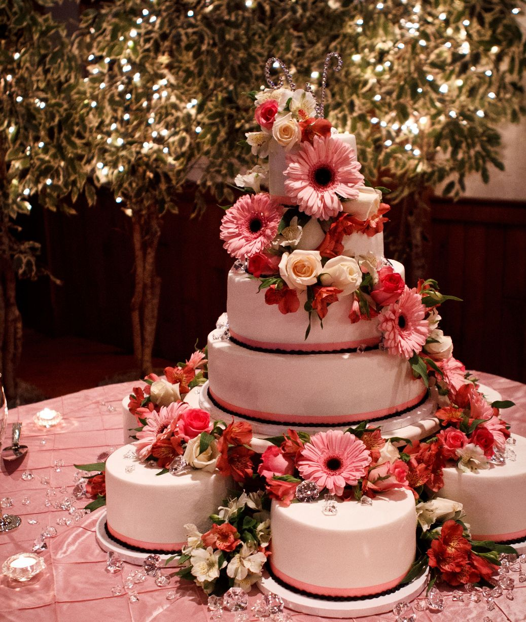 wedding cake decoration supplies wedding cake floral decorations 22413